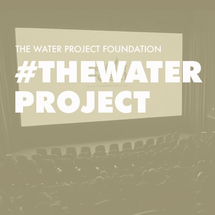 #TheWaterProject